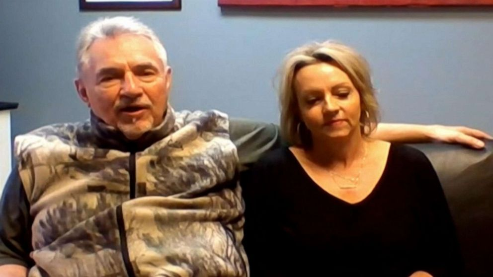 PHOTO: Susan Chambers found her dad after 52 years from a DNA test.