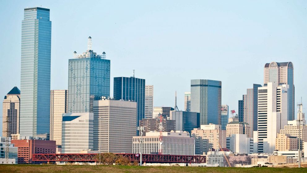 Dallas is hot and Chicago's not: New census data shows population winners and losers