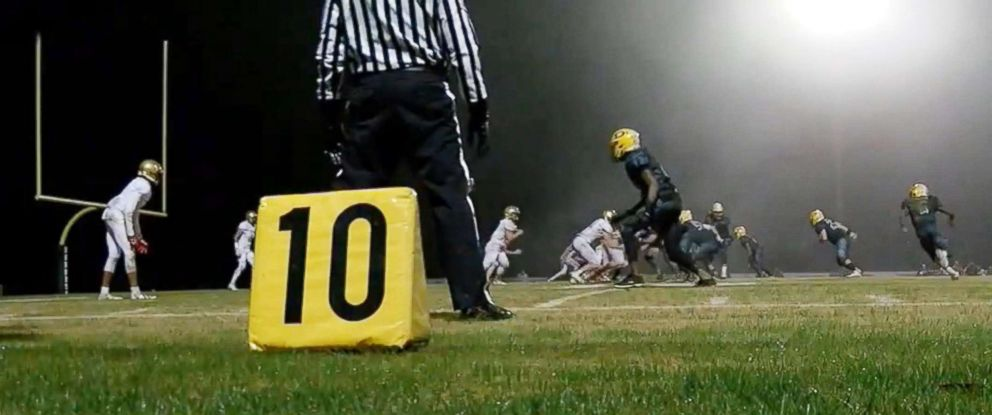 4 high school football players charged for allegedly raping