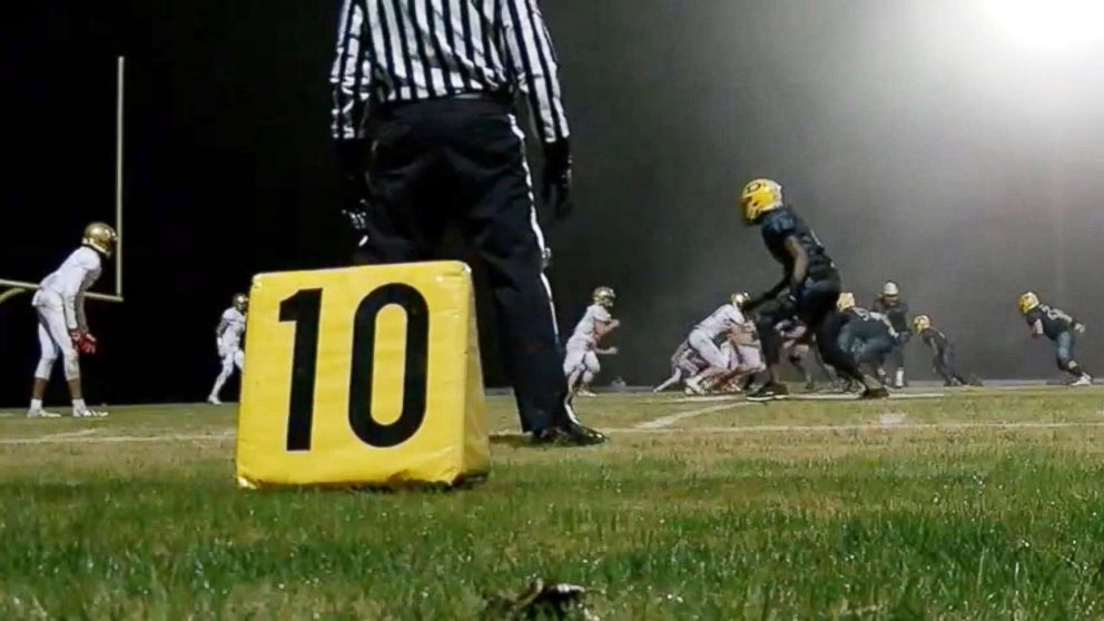 Four sophomore junior varsity football players from Damascus High School in Montgomery County, Md., have been charged with first-degree rape as adults.