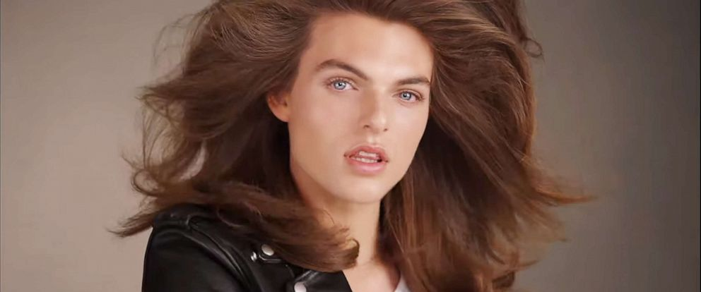 PHOTO: Damian Hurley shared this photo of himself appearing in a new modeling campaign.