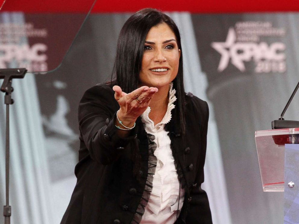 PHOTO: Dana Loesch, spokesperson for the National Rifle Association, speaks at the Conservative Political Action Conference (CPAC), at National Harbor, Md., Feb. 22, 2018.