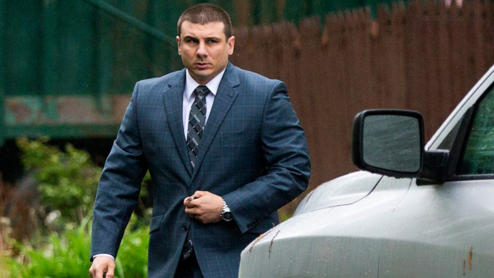 NYPD officer involved in Eric Garner's death fired thumbnail