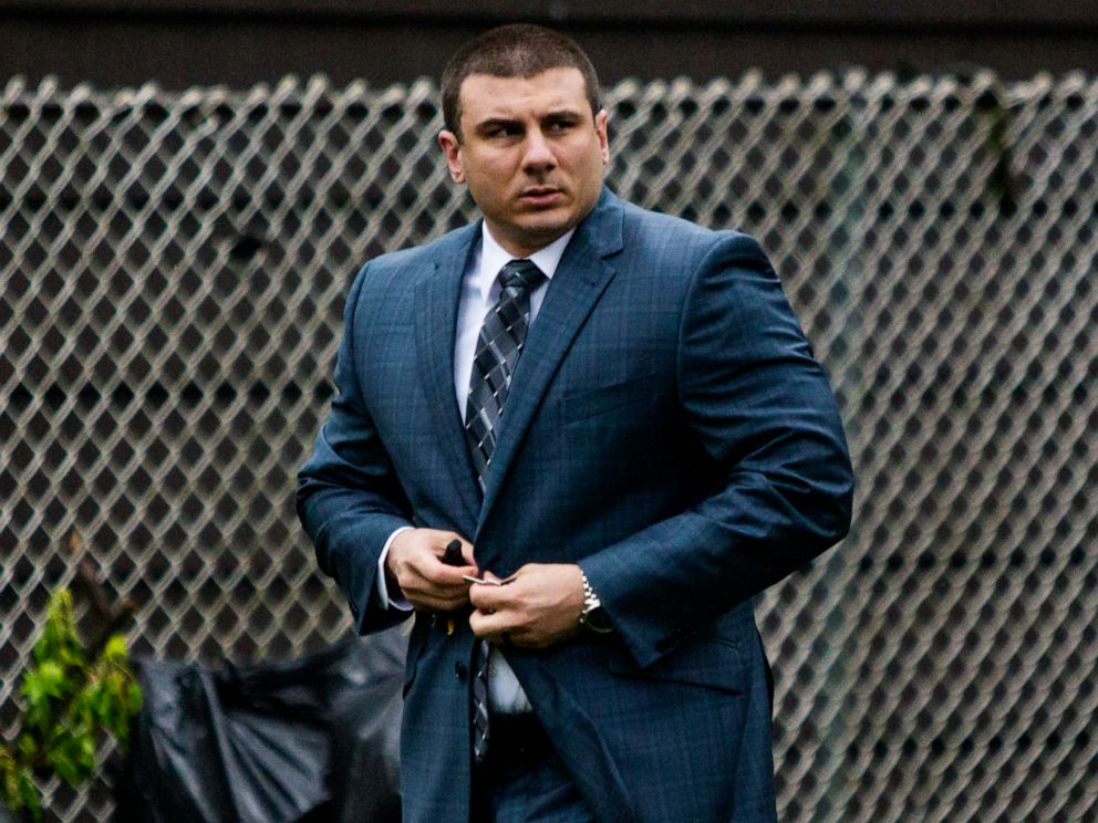 NYPD suspends Officer Daniel Pantaleo in connection with Eric Garner case