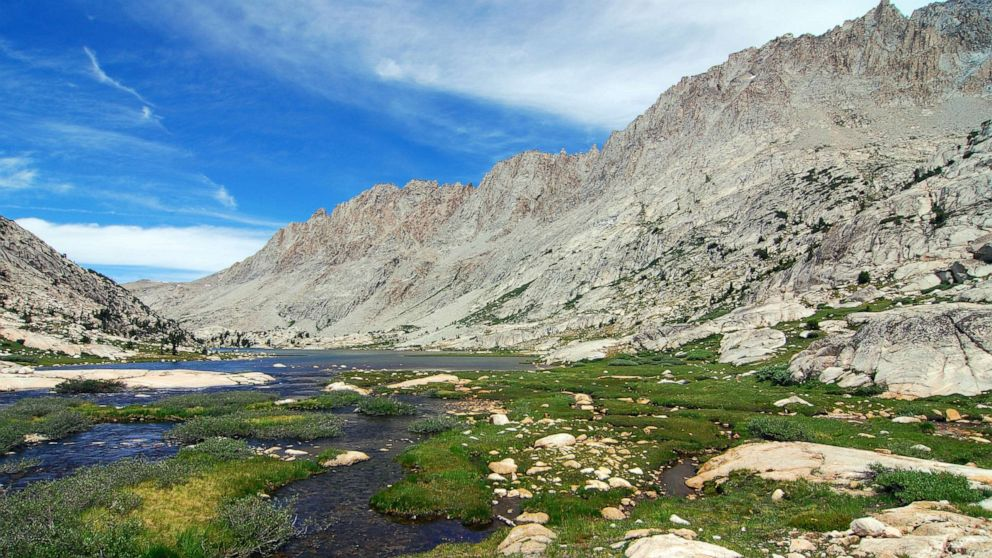 Missing hiker found dead atop glacier on mountain thumbnail