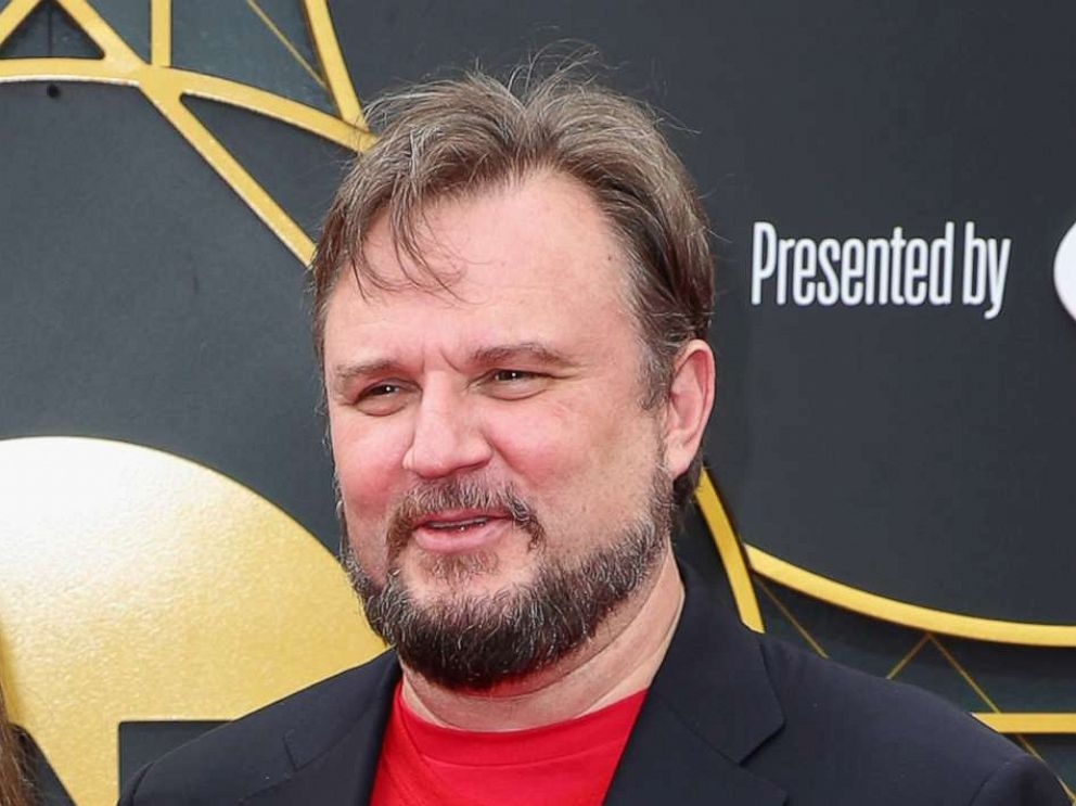 PHOTO: General Manager of the Houston Rockets Daryl Morey attends the 2019 NBA Awards presented by Kia on TNT at Barker Hangar on June 24, 2019, in Santa Monica, Calif.
