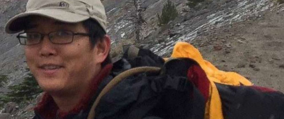 PHOTO: Clackamas County Sheriffs Office released this undated photo of David Lee Yaghmourian, a hiker who went missing on Mt. Hood, Oregon. His body was recovered on Oct. 11, 2018.