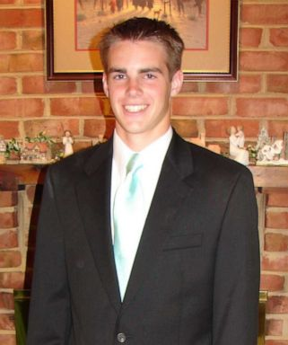PHOTO: An undated photo of David Metzler, 19, who was killed Aug. 26, 2009.