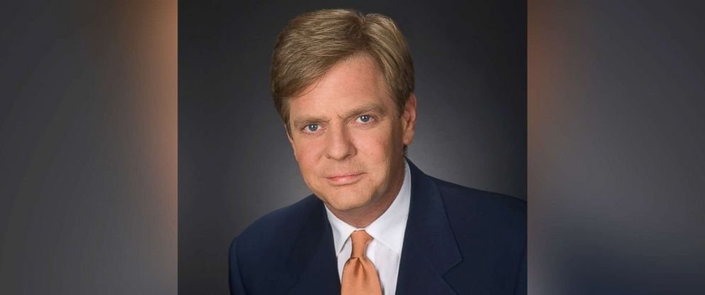 PHOTO: ABC News Correspondent David Wright