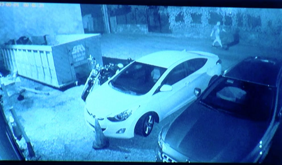 PHOTO: Dayton Police released new surveillance videos from the night of the mass shooting that left nine people dead, Sunday, Aug. 4.