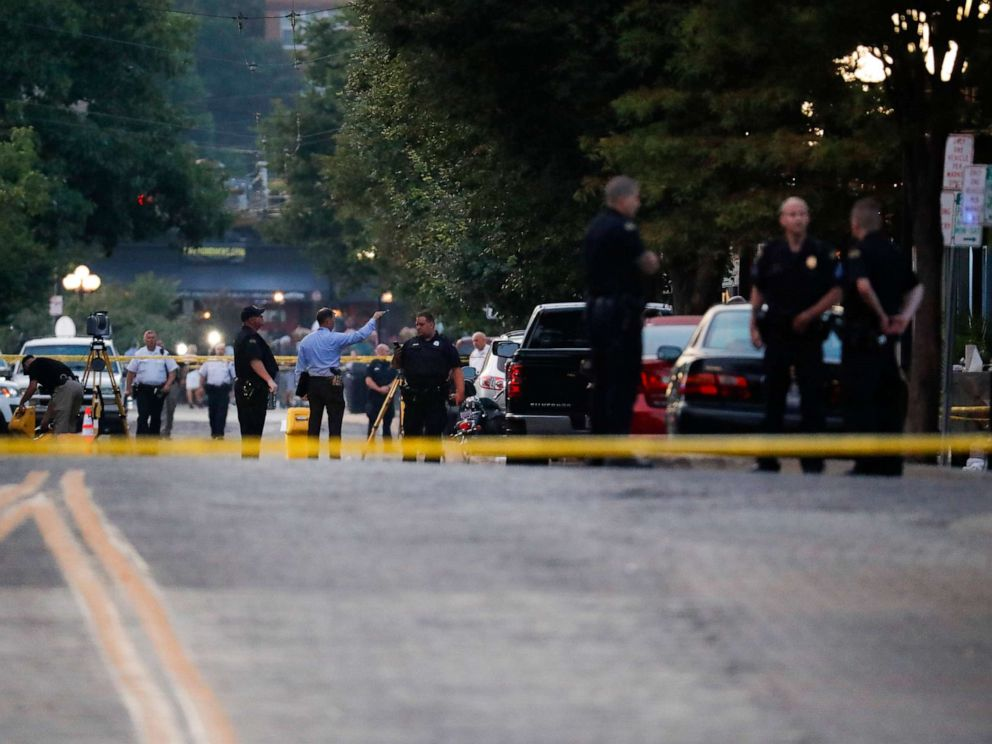 9 dead, 27 injured in Dayton shooting