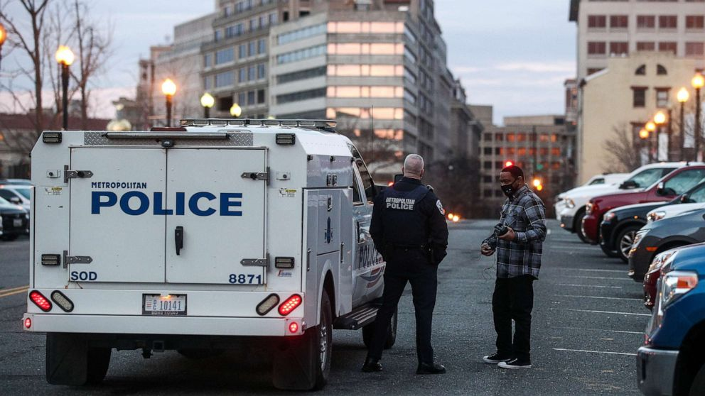 DC police department reports 'unauthorized access' on its server