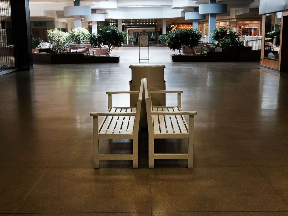 85b75255bc Dead malls': Inside one man's mission to document the beauty of ...