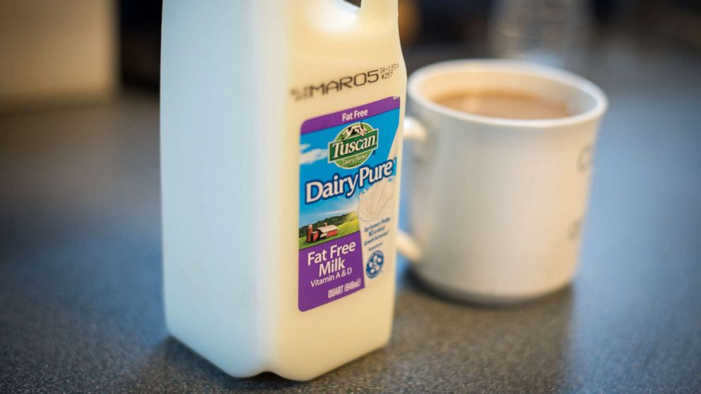 America's largest milk producer files for bankruptcy thumbnail