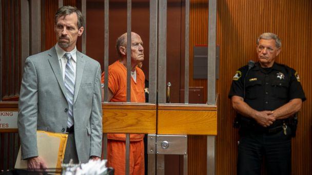 DNA from tissue taken out of alleged Golden State Killer's trash led to arrest, warrant shows
