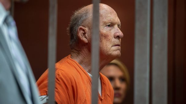 'Golden State Killer' suspect allegedly killed his first victim in 1975, while he was a police officer