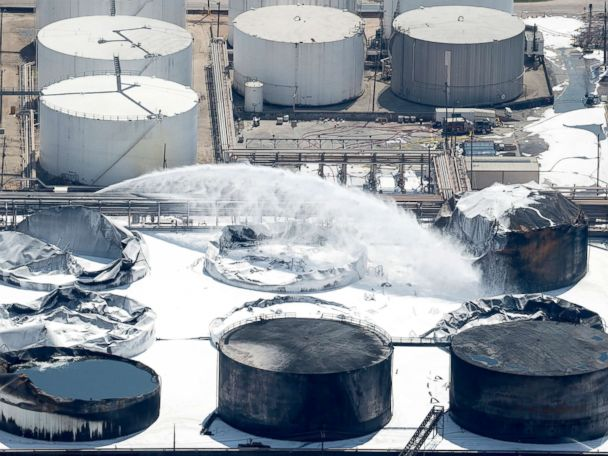 Activists say Deer Park chemical fire brings attention to persistent issues