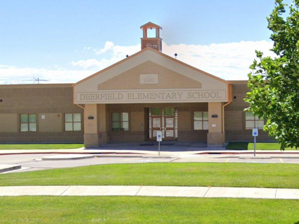PHOTO: Deerfield Elementary School in Cedar Hills, Utah.
