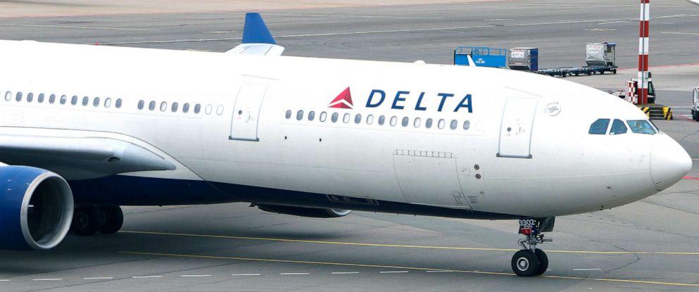 PHOTO: A Delta Air Lines plane.
