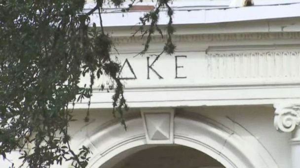 9 Louisiana State University students arrested for hazing fraternity pledges