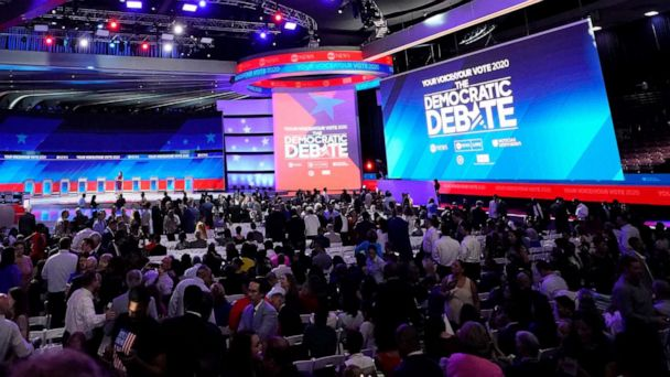 Here's how the 3rd 2020 Democratic presidential debate works