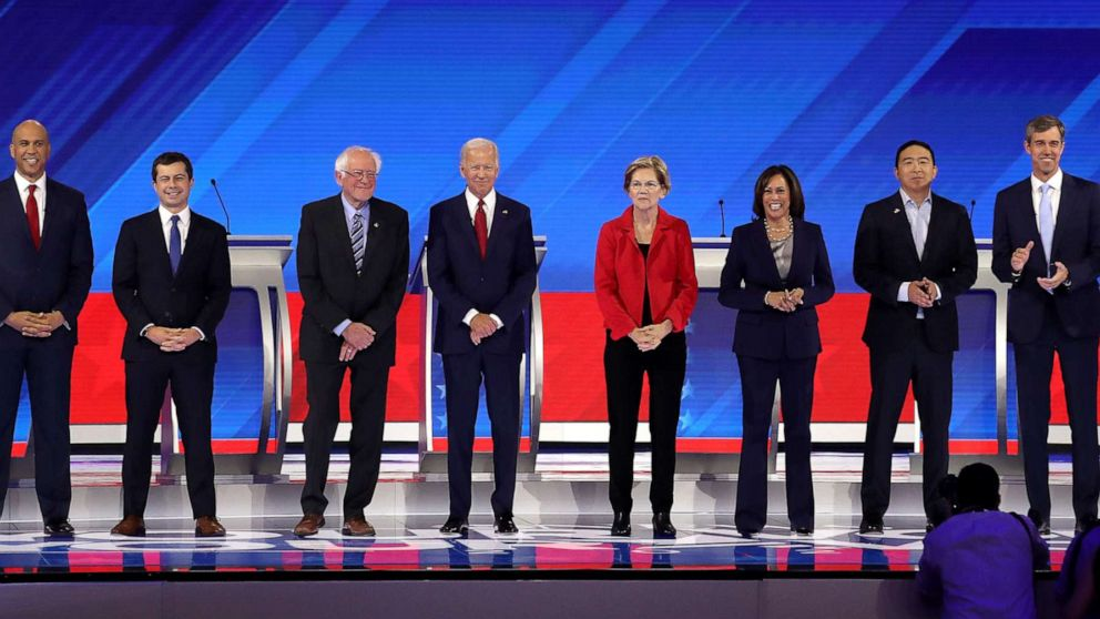 3 Education Issues That Will Have To Be Reconciled After >> Democratic Debate The Moments That Mattered