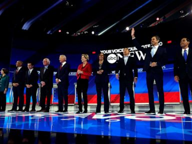 'Start Here': Top Democrats face off in Houston for 3rd debate