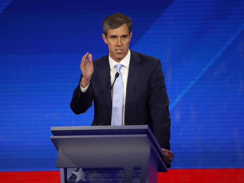 Coming for your AR-15: O'Rourke scrambles Dems' gun message
