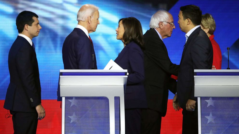 Εδώ είναι τα 5 βασικά takeaways από το ABC News Δημοκρατική συζήτηση