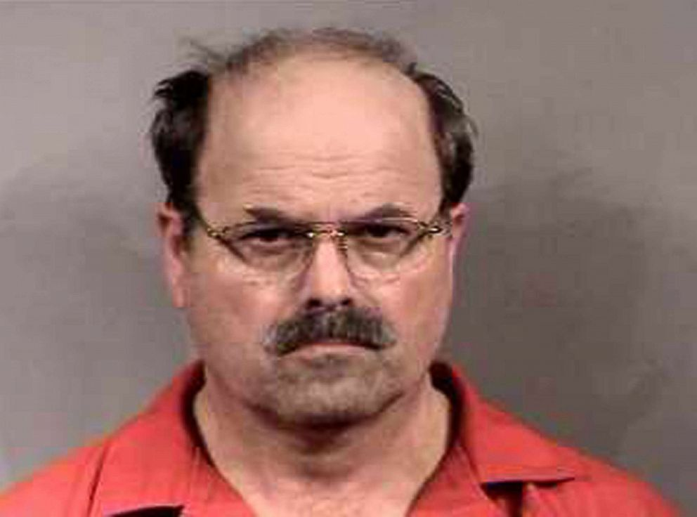 PHOTO: Dennis Rader is pictured in a photo released, Feb. 27, 2005, in Sedgwick County, Kansas.