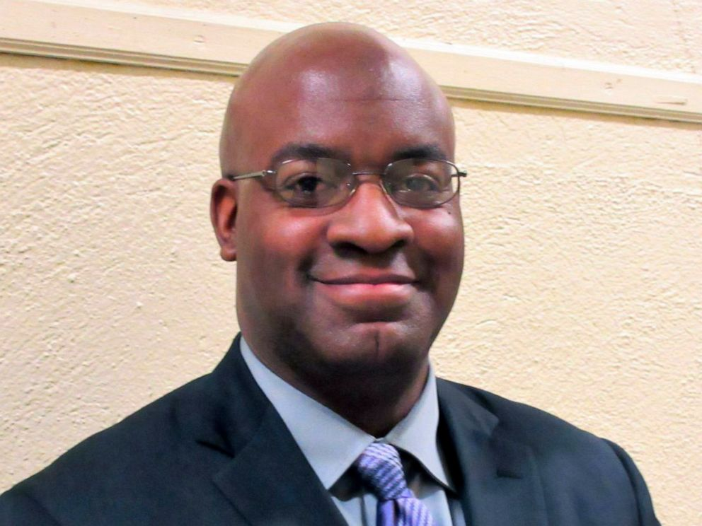 PHOTO: This undated photo provided by Westfield Public Schools in Westfield, N.J., shows Westfield High School principal Dr. Derrick Nelson, who died after donating bone marrow to a 14-year-old student in France.