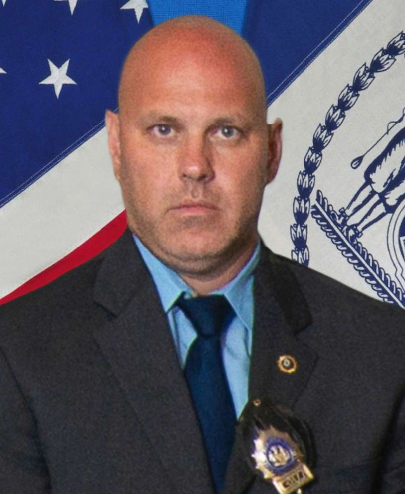 PHOTO: Det. Brian Simonsen is seen in this undated file photo.