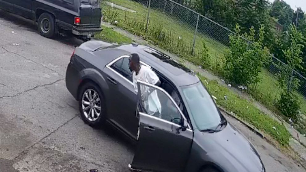 11-year-old boy, dad shot while sitting in car in violent attack caught on video