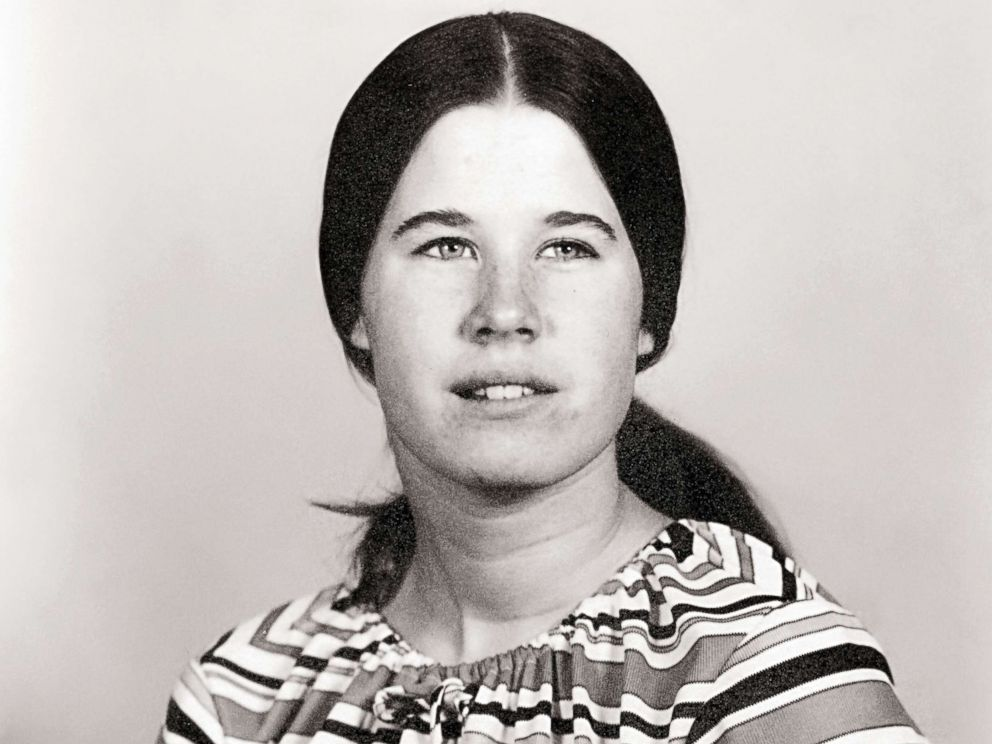 PHOTO: An undated photo of Dianne Lake, now 64, whom lived with Charles Manson and became the youngest member of his cult.