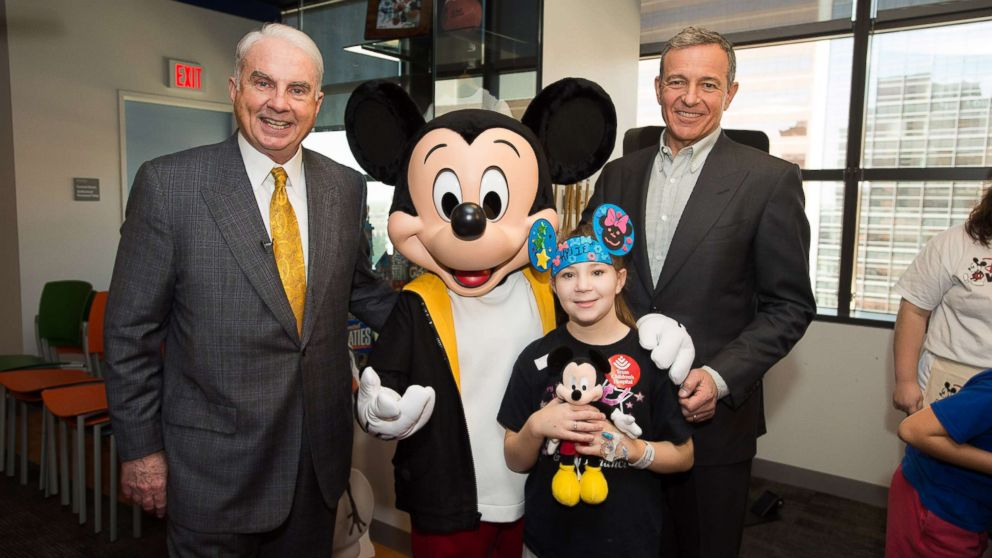 Walt Disney Co Commits More Than 100m To Bring Comfort To Children