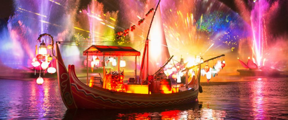 """PHOTO: The """"Rivers of Light"""" show, which debuts later this month at Animal Kingdom, was the brainchild of Joe Rhode."""