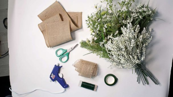 Diy Wedding How To Make The Perfect Summer Bridal Bouquet Gma