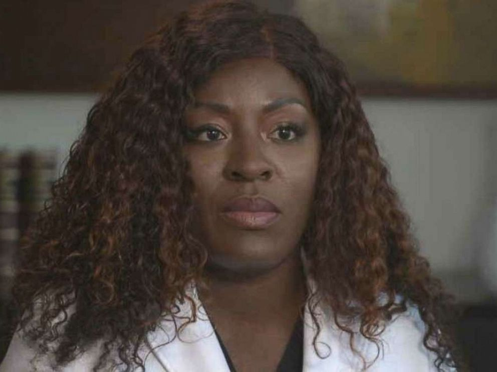 PHOTO: Tisha Rowe, a family physician, said she was humiliated on an American Airlines flight on June 30.
