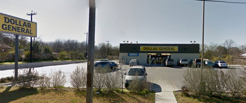 PHOTO: The Dollar General in San Antonio, Texas.