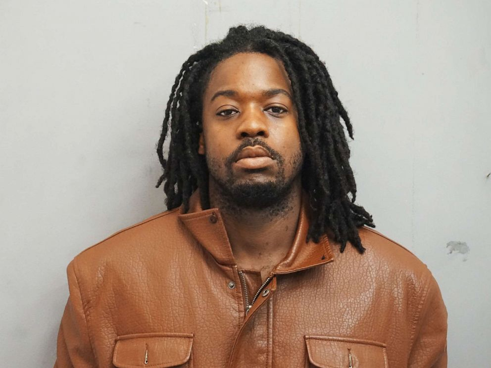 PHOTO: Donald Thurman, 26, is pictured in an undated photo released by the University of Illinois at Chicago Police Department with a press release on Nov. 25, 2019, stating that he has been charged for the murder of Ruth George.