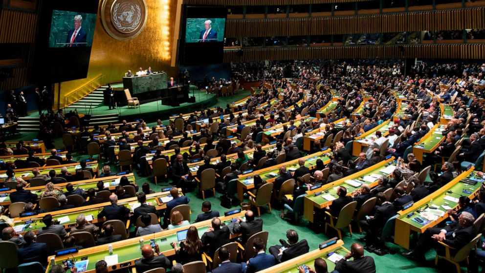 The History Of Keeping The United Nations General Assembly Secured Analysis Abc News