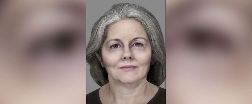 PHOTO: The FBI has released an age-progression photograph and a never-before-seen image of Donna Borup in her younger protest days from the 1980s.