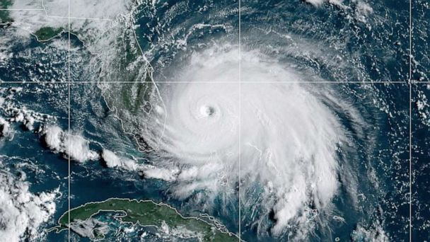 'Start Here': Hurricane Dorian inches toward US after battering Bahamas and suspected Odessa shooter's calls to police, FBI before rampage
