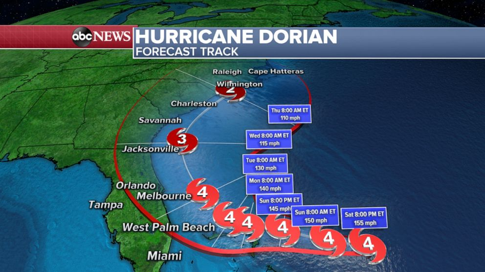 Stay up-to-date regarding Hurricane Dorian impacting your Myrtle Beach vacation at Plantation Resort.