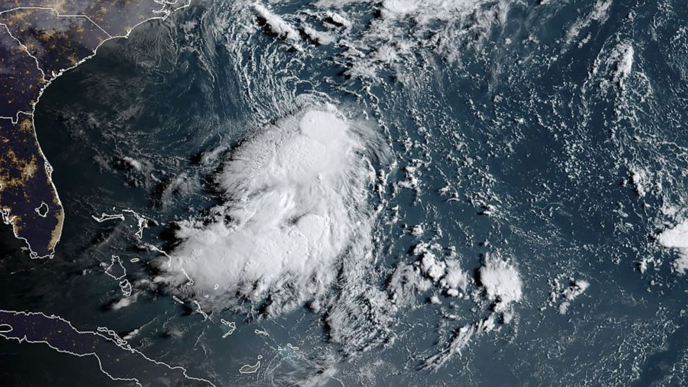 Tropical Storm Dorian nears Puerto Rico as governor urges residents to prepare thumbnail