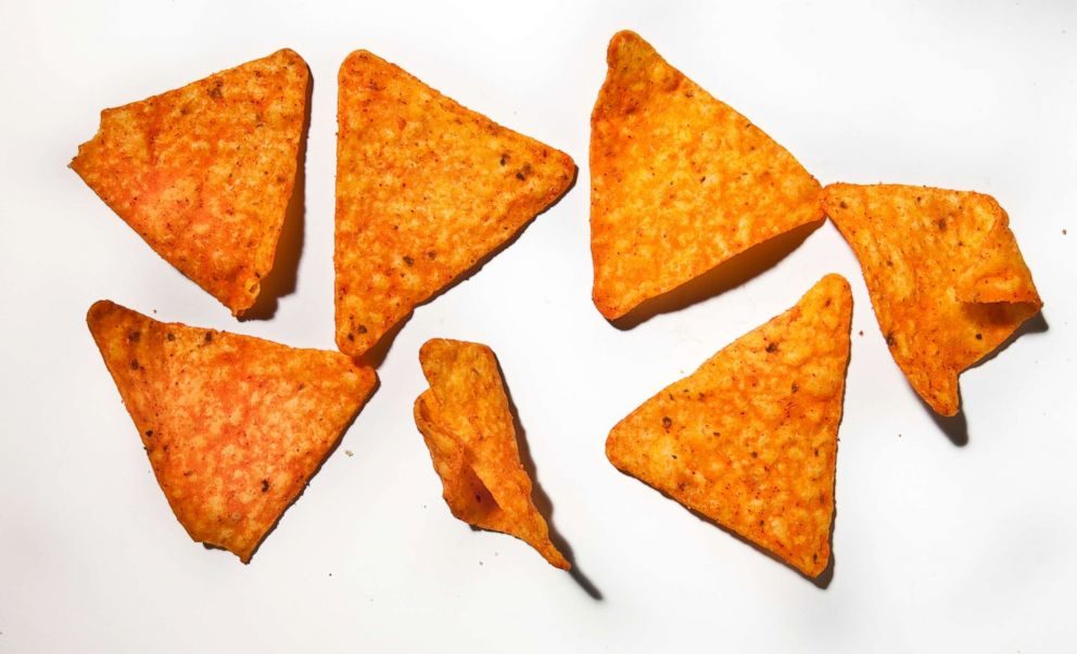 PHOTO: The CEO of PepsiCo, Indra Nooyi, said in an interview they were working on Doritos for women that feature less crunch.