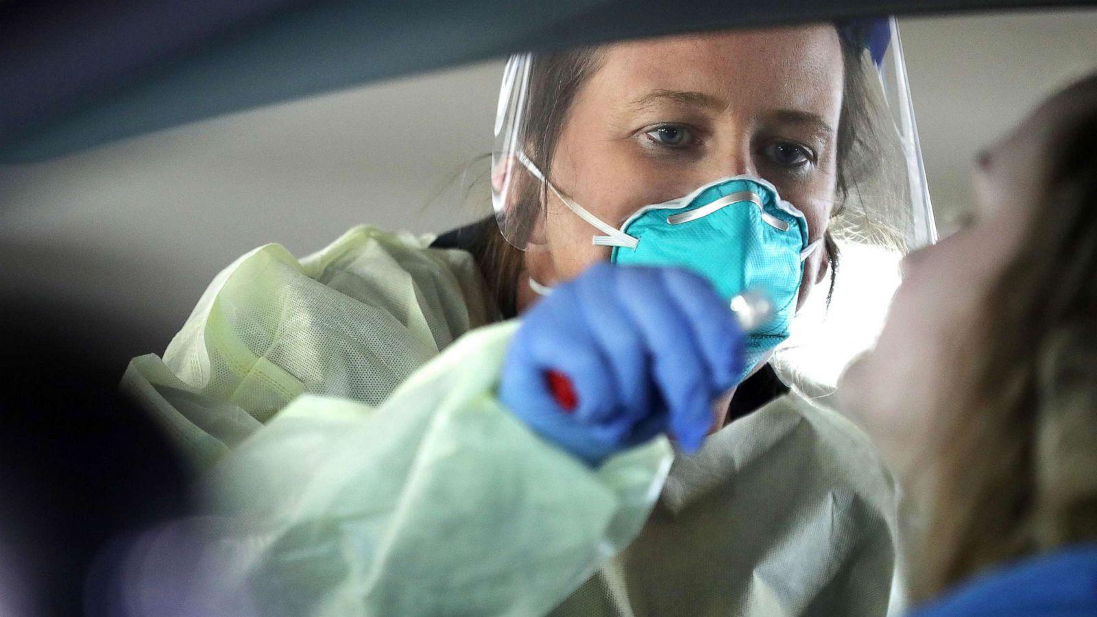 1st Responders Brace For Coronavirus Spread Amid Equipment
