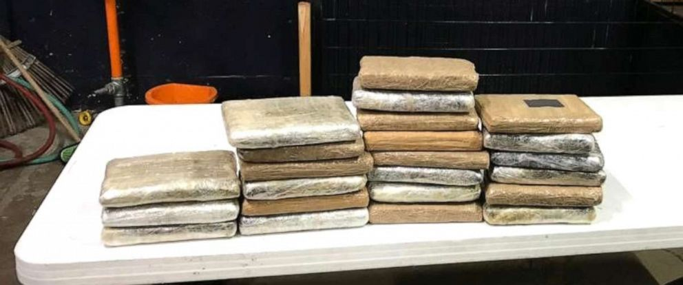 PHOTO: More than 50 pounds of fentanyl was recovered in an investigation by officials in the Bronx in this photo from a press release dated June 5, 2019.