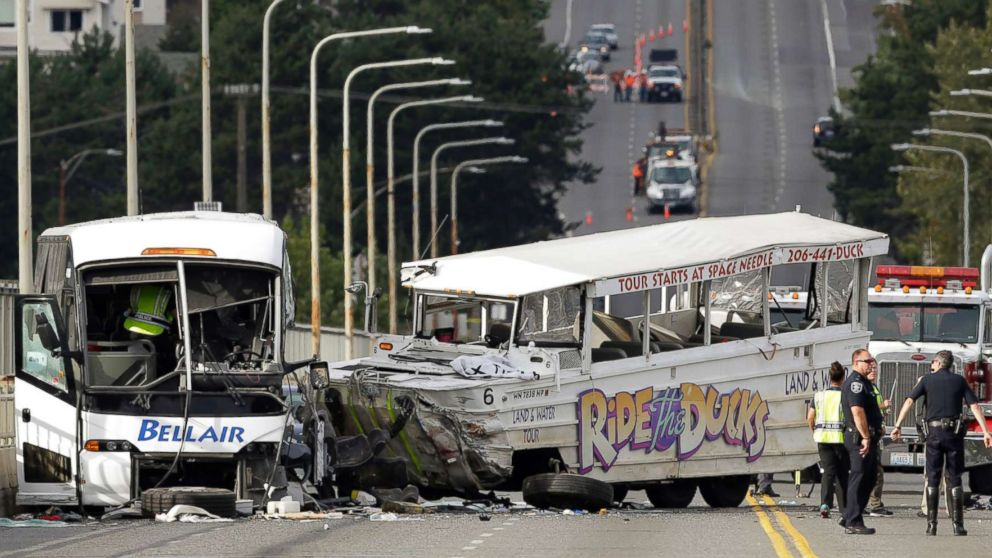 Duck boat accident kills 17 in Missouri: A look back at past