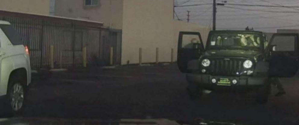 PHOTO: Orange County sheriffs deputies were seen on dash-cam footage punching Moe Sayem, who fell asleep in his car in Stanton, Calif., on Sunday, Aug. 19, 2018.